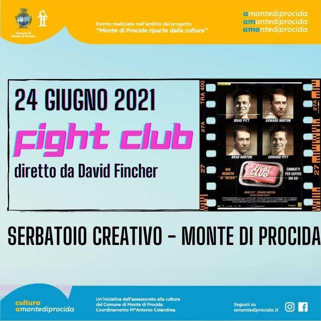 Nuovo Cinema Flegreo - Fight Club